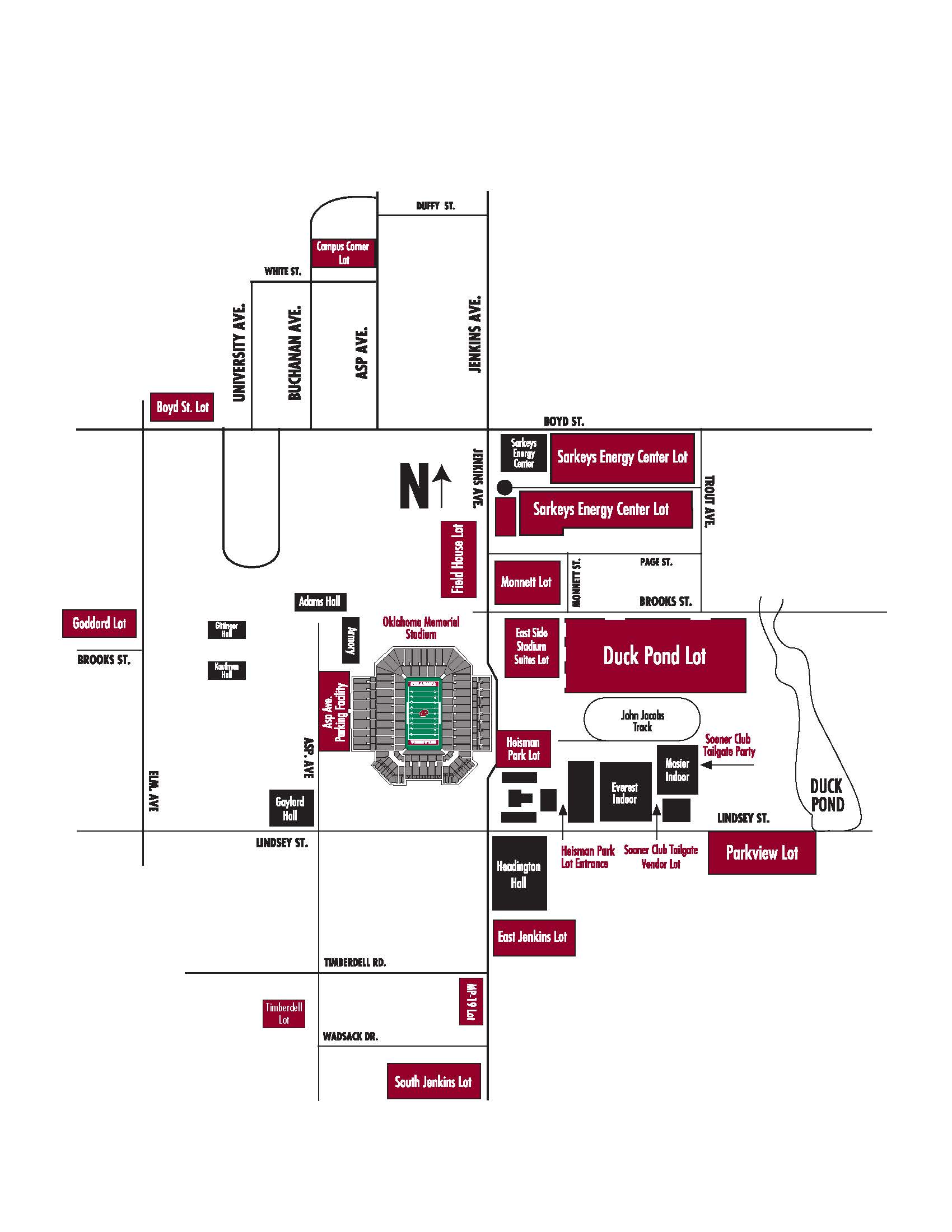 Ou Parking Map 16fb_parking_map – OU NIGHTLY Ou Parking Map